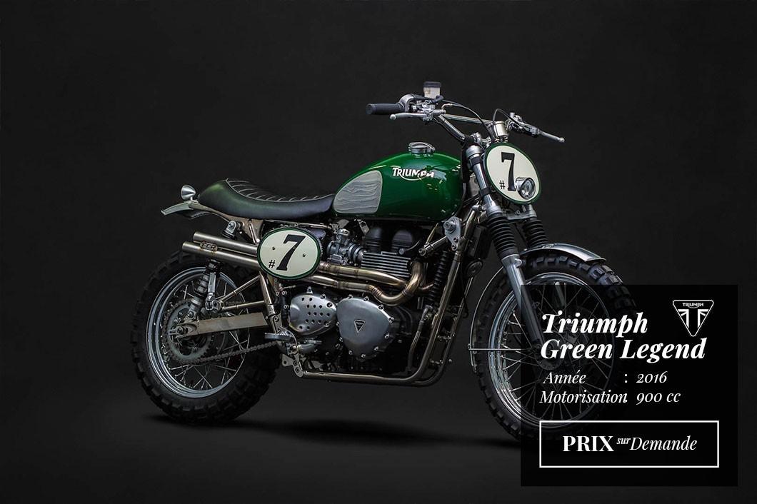 Triumph Green Legend